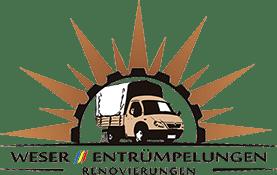 Weser Entruempelungen Logo